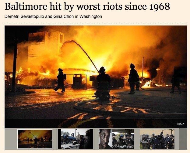 BaltimoreRiot